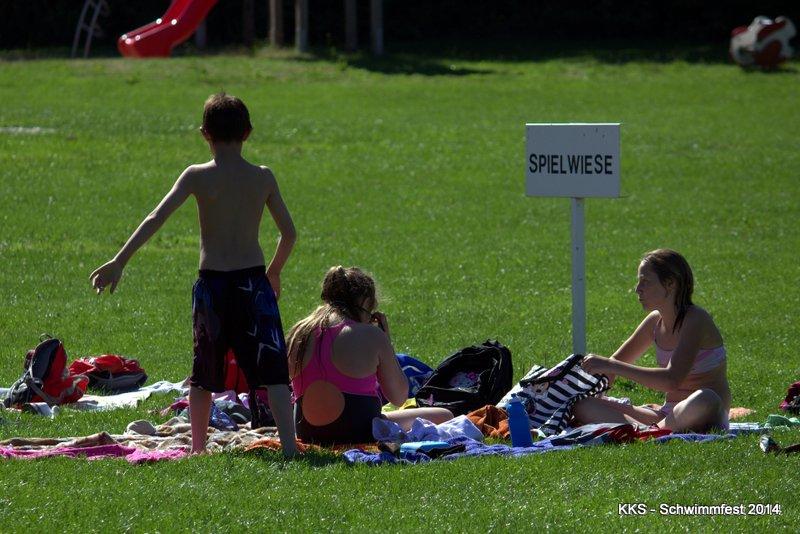Schwimmfest (Bundesjugendspiele)